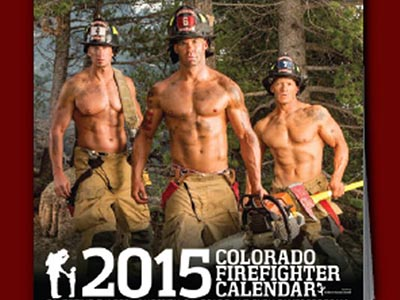 2015 Colorado Firefighter Calendar